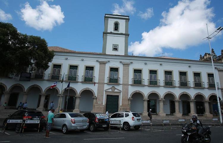A eleição para presidente da Câmara de Salvador ocorre apenas no dia 2 de janeiro - Foto: Joá Souza l Ag. A TARDE