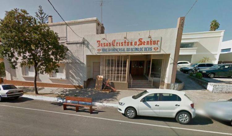 O crime foi cometido em 2011 por um pastor auxiliar da Igreja Universal, localizada em Guaraí, interior do Tocantins - Foto: Reprodução | Google Maps