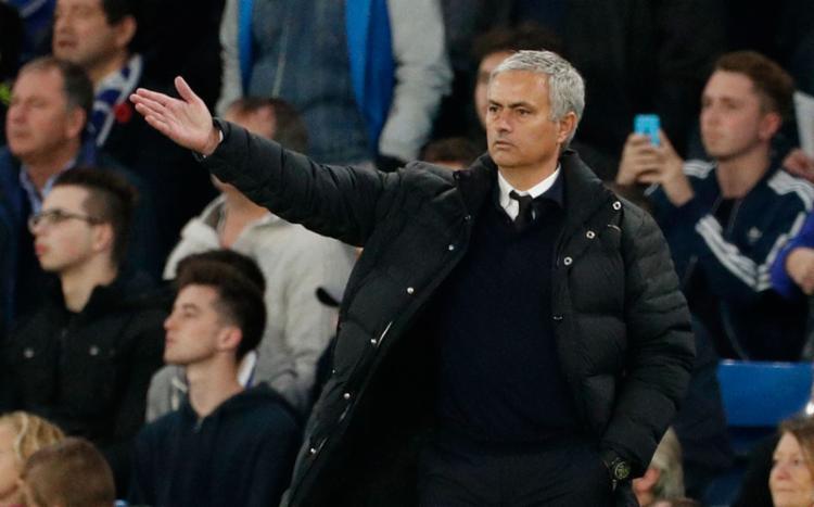 United foi goleado no reencontro de Mourinho com o Chelsea - Foto: John Sibley   Reuters