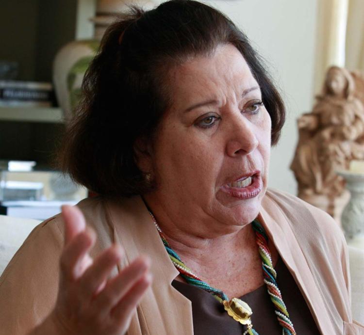 Eliana Calmon, advogada e ex-ministra do STJ - Foto: Xando Pereira | Ag. A TARDE