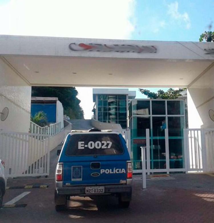 Policiais fizeram buscas em imóveis na Barra e Alphaville - Foto: Divulgação   Secretaria da Fazenda