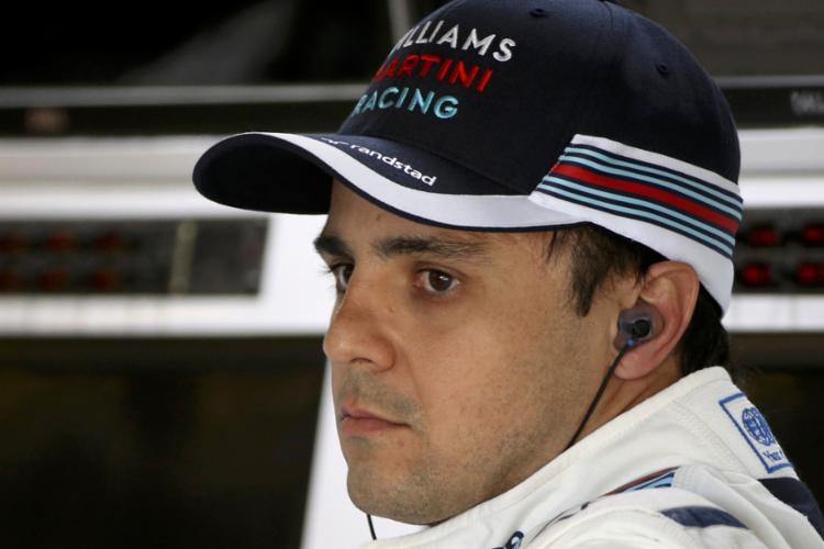 Massa deu apenas seis voltas neste segundo treino - Foto: Adrees Latif | Reuters
