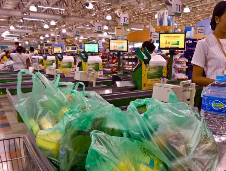 A desaceleração das expectativas de inflação ocorreu em todas as classes de renda - Foto: Rafael Neddermeyer | Fotos Públicas