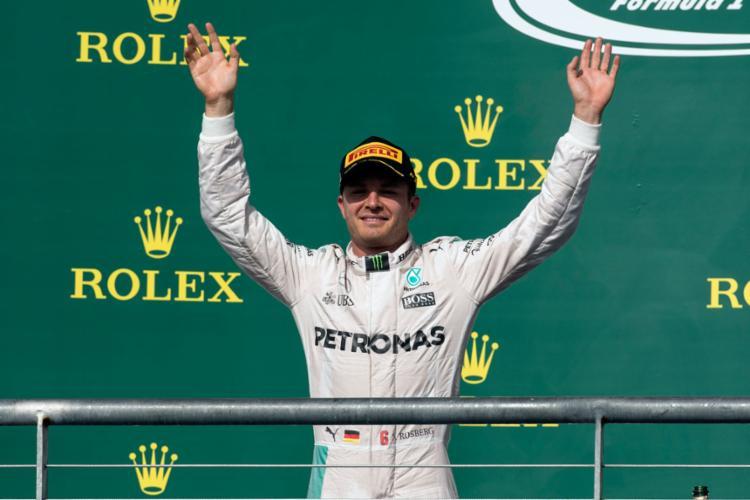 Rosberg depende apenas das próprias forças para ser campeão da F1 - Foto: Jerome Miron   Reuters