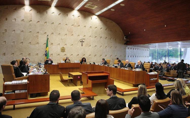 Ministros avaliam se mantêm decisão de Marco Aurélio de afastar Renan - Foto: Rosinei Coutinho l SCO l STF