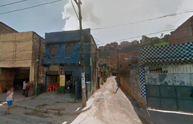 Crime aconteceu na avenida San Martin, nas imediações do Barro Branco - Foto: Reprodução | Google Maps