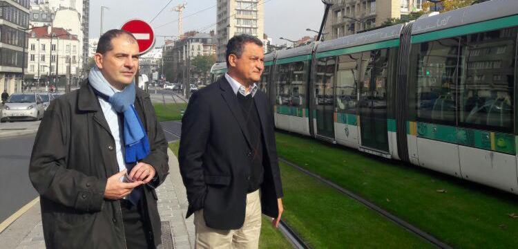 Governador se reuniu com dirigentes do Egis Group, em Paris - Foto: Secom | Divulgação