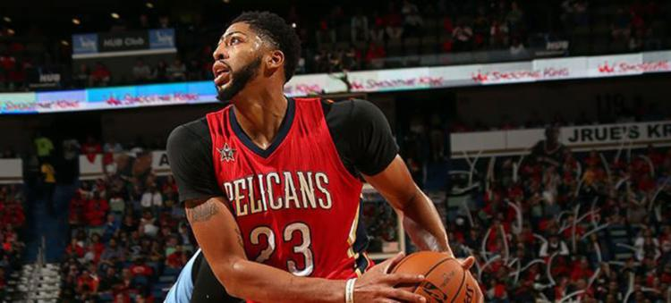 Apesar da ótima atuação de Davis, o Pelicans não conseguiu vencer o Nuggets - Foto: Reprodução   Facebook   New Orleans Pelicans