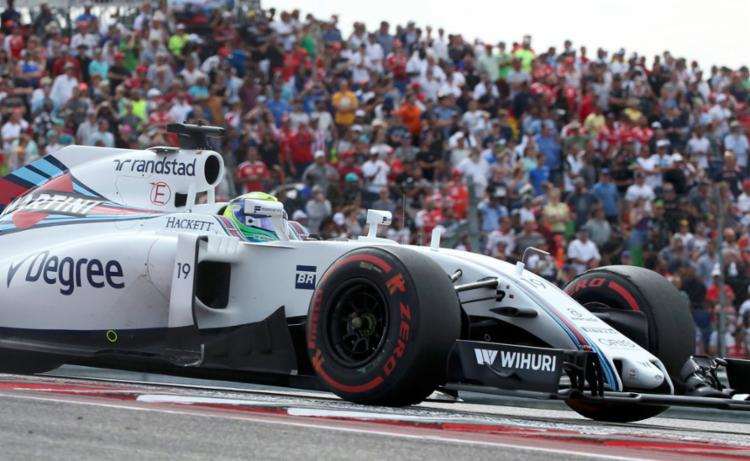 Esta será a última temporada do brasileiro Felipe Massa na Fórmula 1 - Foto: Adrees Latif | Reuters