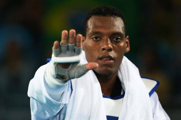 O atleta não recebeu a premiação de R$ 24 mil da medalha olímpica - Foto: Divulgação | Time Brasil