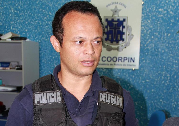 Delegado Moisés Damasceno disse que os presos não representam 1% da Polícia Militar - Foto: Joá Souza l Ag. A TARDE