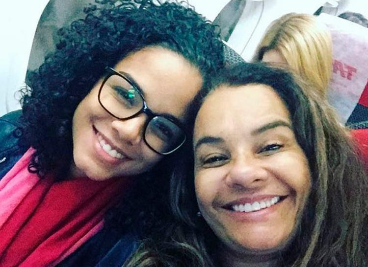 Morena Mariah e Solange Couto foram entrevistadas pelo Jornal 'Extra' nesta sexta - Foto: Reprodução | Instagram
