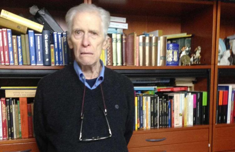 Luiz Alberto Moniz Bandeira é historiador e cientista político - Foto: Divulgação