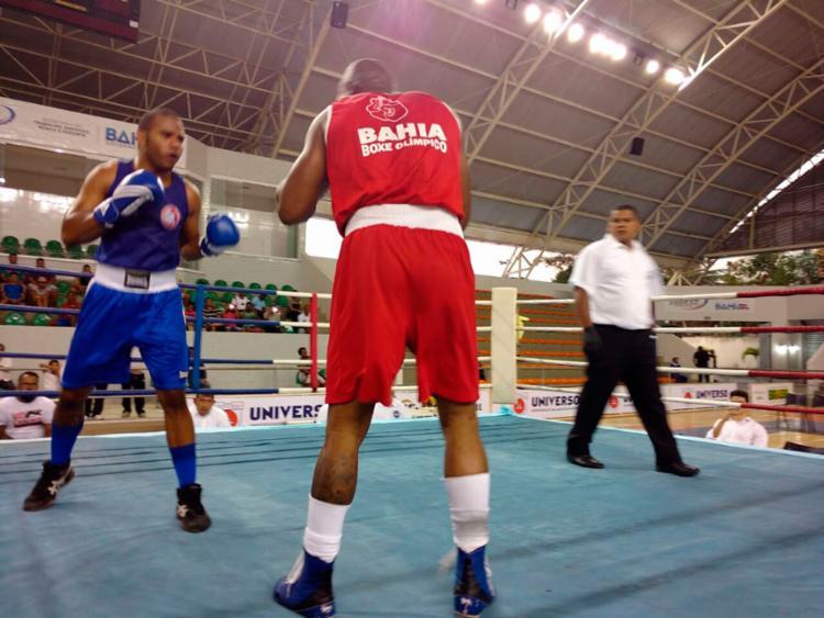 A competição vale vaga no Campeonato Brasileiro de Boxe - Foto: Divulgação | CBB