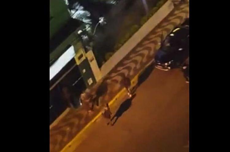 Bando explodiu quatro agências bancárias e uma farmácia, em Capivari, interior de São Paulo - Foto: Reprodução | Youtube