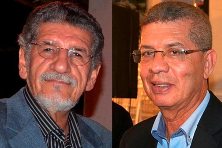 No 1º turno, Herzem Gusmão teve 78.455 votos e Zé Raimundo, 51.989 votos - Foto: Divulgação