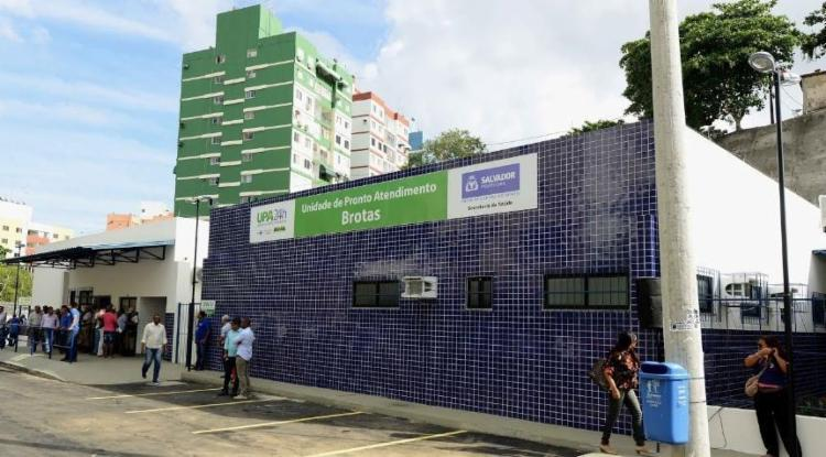 Rua permanece interditada pela Seman sem previsão de conclusão do serviço - Foto: Reprodução | Google Maps