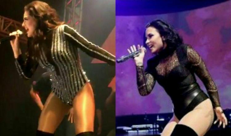 Youtuber usa figurino de popstar e é comparada com Demi Lovato - Foto: Reprodução | Twitter