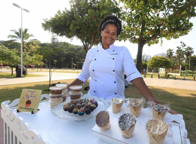 Maioria das empreendedoras do país abre um negócio por necessidade - Foto: Joá Souza   Ag. A TARDE