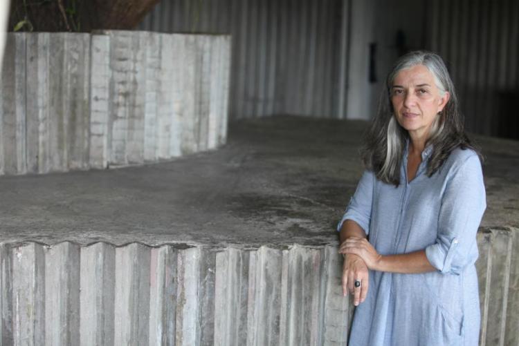 A arquiteta peruana Norma Barbacci dirige o World Monuments Fund desde 2001 - Foto: Lúcio Távora | Ag. A TARDE