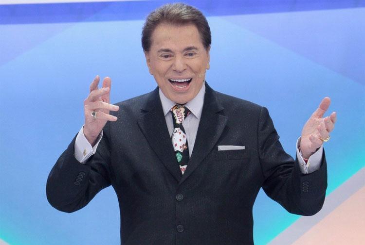 Sempre irreverente, o dono do SBT não polpou os cantores Roberto Carlos e Paul McCartney - Foto: Divulgação | SBT