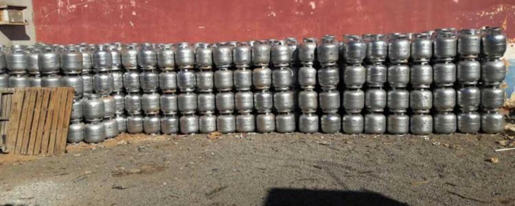 Carga estava em um depósito na cidade de Cafarnaum - Foto: Ascom | Polícia Civil