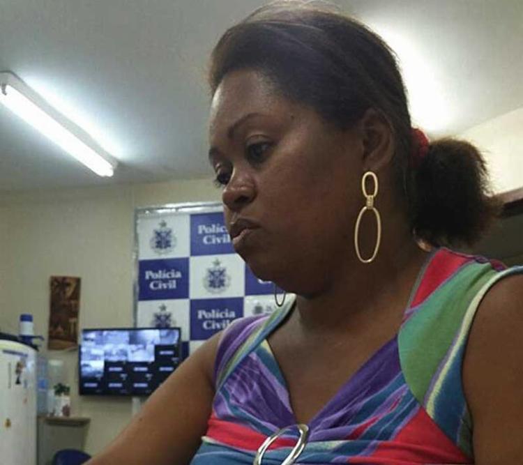 Mulher já havia sido presa outras duas vezes - Foto: Ascom | Polícia Civil