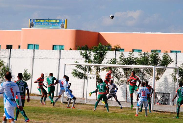 As oitavas começaram no domingo com cinco jogos - Foto: Geovan Santos   Ligeirinho no Esporte   FBF
