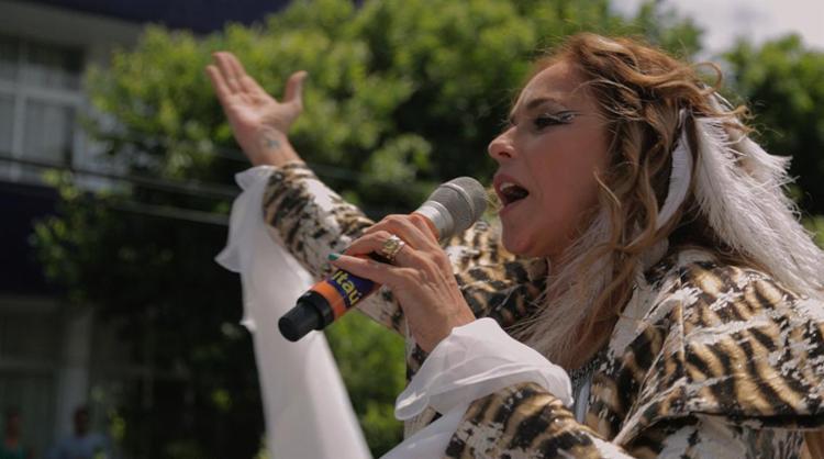 Daniela Mercury fará show no dia 25 de fevereiro - Foto: Rodrigo Maia l Macaco Gordo l Divulgação