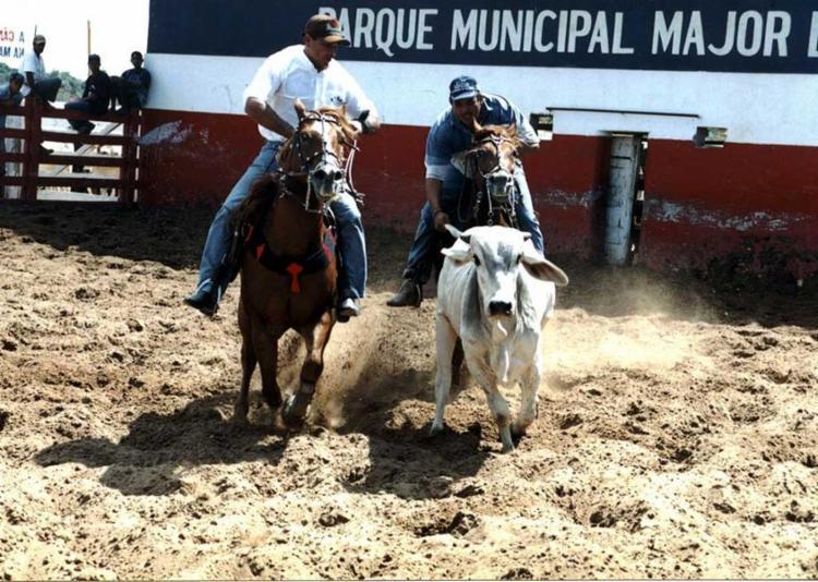 Vaquejada - Foto: Divulgação | Prefeitura Formosa do Rio Preto