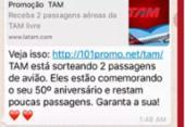 Golpe oferece promoção em passagem aérea pelo WhatsApp | Foto: