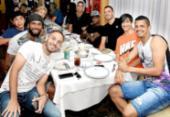 Bahia prolonga comemorações em almoço | Foto: