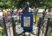 Reinauguração de busto de mãe Gilda fortalece luta contra racismo | Foto: