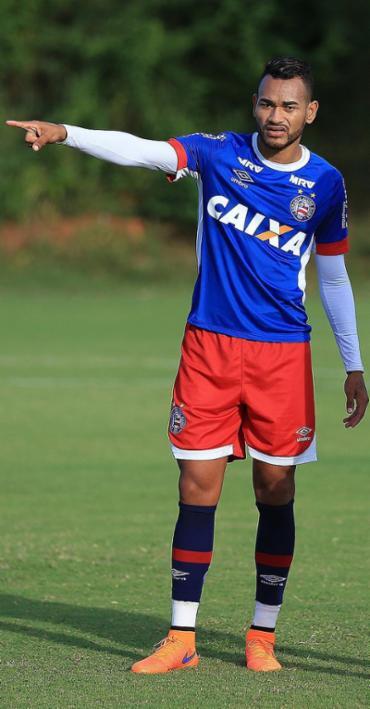 Com 31 jogos, Jackson é o segundo atleta que mais disputou partidas pelo Bahia nesta Série B - Foto: Felipe Oliveira l EC Bahia