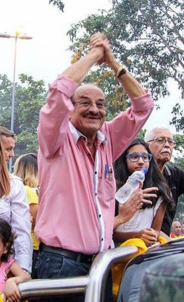 Fernando Gomes já foi prefeito de Itabuna por quatro vezes - Foto: Tainá Borges l Divulgação