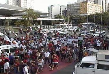 Em dia de paralisação, veja como está o trânsito em Salvador