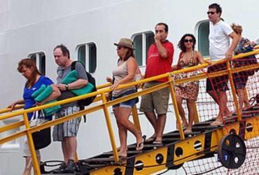 Cruzeiros trazem mais de 40 mil turistas a Salvador em dezembro |