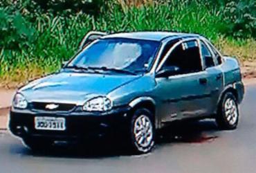 Corpo é encontrado dentro de carro na avenida Gal Costa