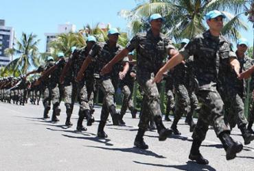 Militares vão integrar missão de paz no Haiti