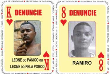 Baralho do Crime é atualizado com duas novas cartas
