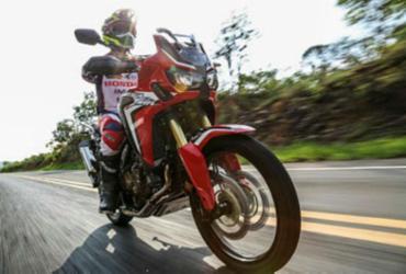 Honda atualiza a CRF 1000L Africa Twin