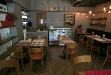 Restaurante natural em Ondina tem clima de bistrô