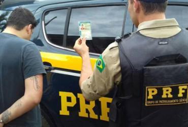 Receptado por documentação falsa, homem é preso em Conquista