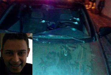 Jovem é morto na frente do filho de 2 anos em Conceição do Coité