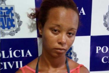 Traficante é presa com crack em Santo Antônio de Jesus