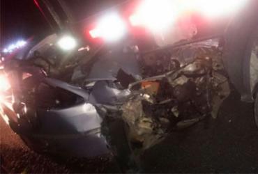 Pai morre em acidente na BR-116 ao levar filhas para fazer Enem