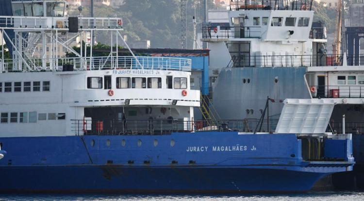 Seis embarcações vão operar durante o final de semana que antecede o feriado - Foto: Joá Souza   Ag. A TARDE
