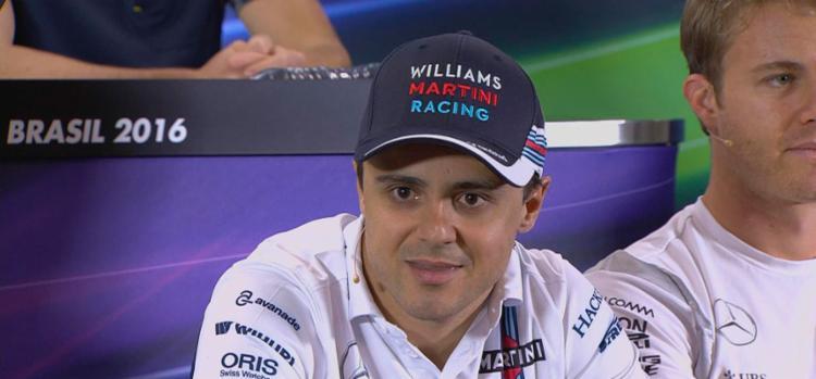 O brasileiro está se despedindo da F1 - Foto: Reprodução | Twitter | Formula 1