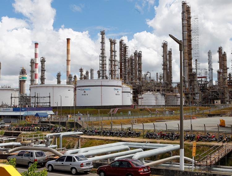 Empresa baiana fechou o terceiro trimestre com um lucro líquido R$ 818 milhões - Foto: Carlos Casaes l Ag. A TARDE l 4.4.2012