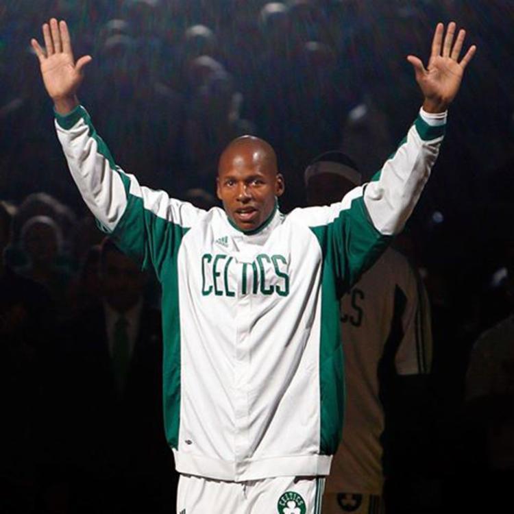 Ray Allen se despede da NBA aos 41 anos - Foto: Reprodução   Facebook   Boston Celtics